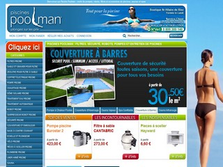 Piscines alarme et s curit piscine for Piscine poolman