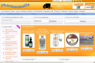 Pharmactuelle pharmacie et parapharmacie discount en ligne - Sites discount en ligne ...