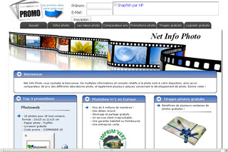 Net-info photo, tirage photo et développement photo