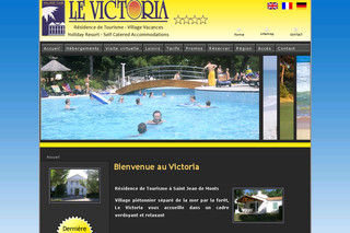 Levictoria : club et restauration
