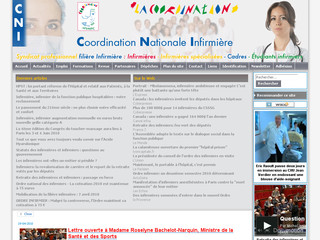 Coordination infirmiere CNI revue magazine infirmier