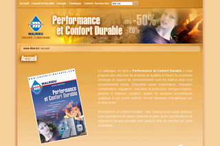 Malrieu - Confort durable - Confort-durable.com