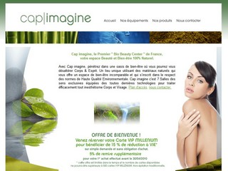 Cap imagine - Institut de beauté Bio - Cap-imagine.com