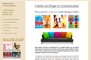 L'Atelier du Design en Communication