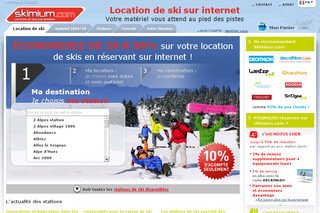 Skimium.fr - Location de ski