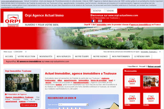 Orpi-actuelimmo.com - Agence immobiliere Toulouse