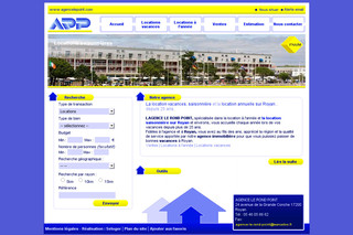 Agences immobilieres Royan - Agencelerondpoint.com