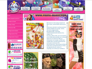 Fiesta Magic | Fiesta-magic.com