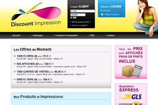 Discount imprimeur en ligne - Sites discount en ligne ...