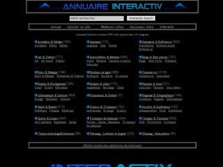 Annuaire Interactiv - Annuaire.interactiv.be