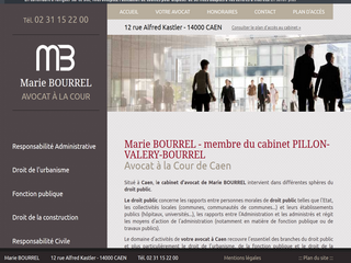 Avocat Bourrel Caen - Avocat-mariebourrel.com