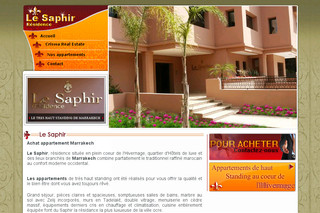 Achat d'appartement à Marrakech avec Appartement-in-marrakech.com
