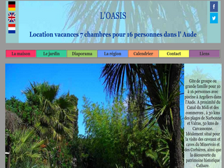 Location 16 personnes - 7 chambres - Oasislocation.fr