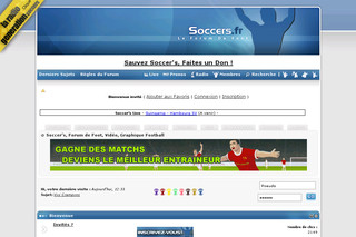 Soccers.fr : Forum Football