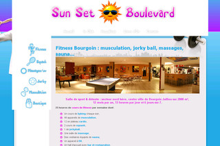 Fitness Bourgoin Jallieu: Sport, Musculation, Card - Sunset-boulevard.fr