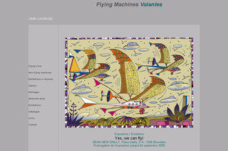 Flying Machines Volantes - Flyingmachines.be