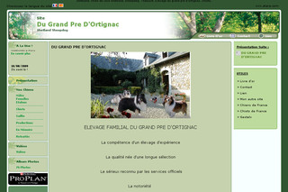 Du Grand Pré d'Ortignac | Grand-pre-ortignac.chiens-de-france.com