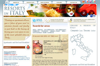 Appartements en Italie - Resortsinitaly.com