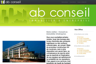 Immobilier Entreprise Lyon - Abconseilimmo.fr