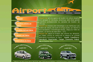 Airport-rent-car.com - Location de voitures à Casablanca, Marrakech, Agadir