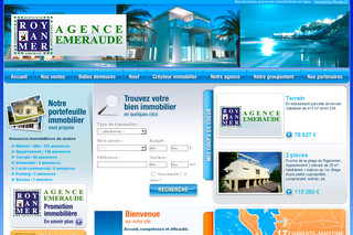 Agence immobiliere Royan - Agence-emeraude.fr
