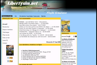 Libertysim - Flight Simulator