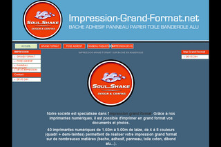 Impression bâche grand format avec Impression-grand-format.net