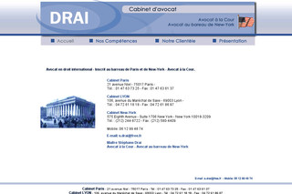 Avocat-international.com - Site juridique relatif au droit international