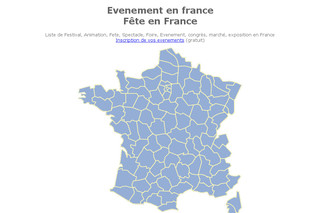 Evenement de France sur Evenement-en-france.com