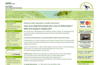 Mites eliminer les mites alimentaires et la mite des v tements gr ce leurs - Comment eliminer les mites alimentaires ...