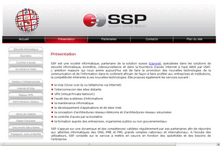 SSP - Security System Products - Ssp-c.com