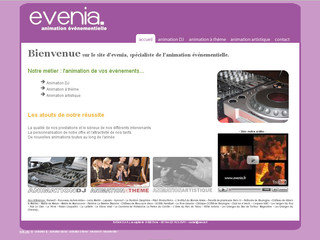 Evenia Animation Evénementielle - Evenia.fr