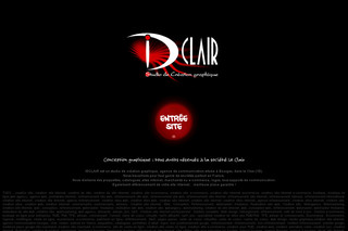 IDclair - Création de sites Internet, plaquettes, catalogues, logos