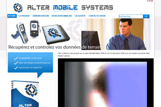 Alter Mobile Systems - Altermobilesystems.fr