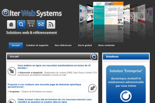 Alter Web Systems - Lyon-site-internet.fr