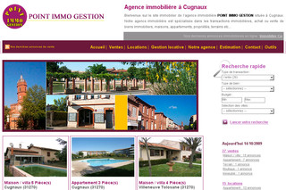 Point-immo.net - Agence immobiliere Point Immo Gestion