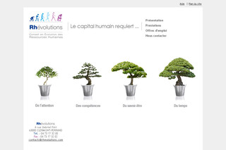 Rhevolutions.com - Cabinet de recrutement Rhévolutions Auvergne