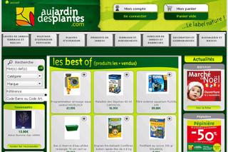 Acheter en ligne plantes et v g taux avec for Plantes acheter ligne