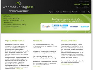 Blog marketing en ligne - Webmarketing-fast.com
