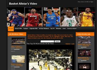 Basket Allstar'z Video - Vidéos de basket US